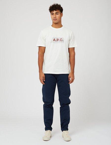 A.P.C. Garry T-Shirt - White