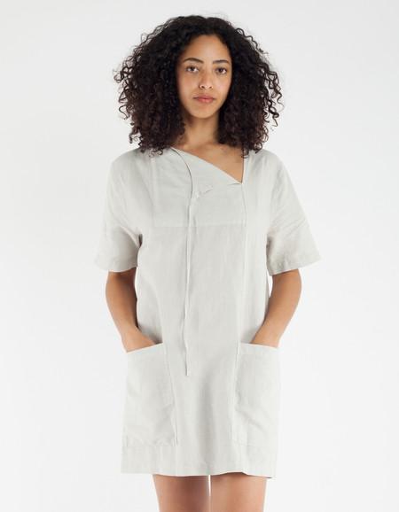 Lacausa Patch Mini Dress Bowie