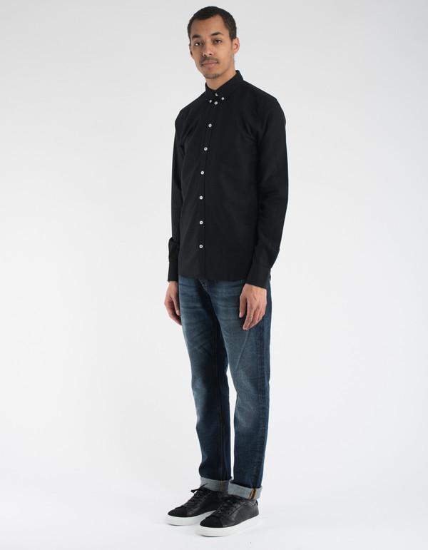 Men's Minimum Chris Shirt Pitch Black