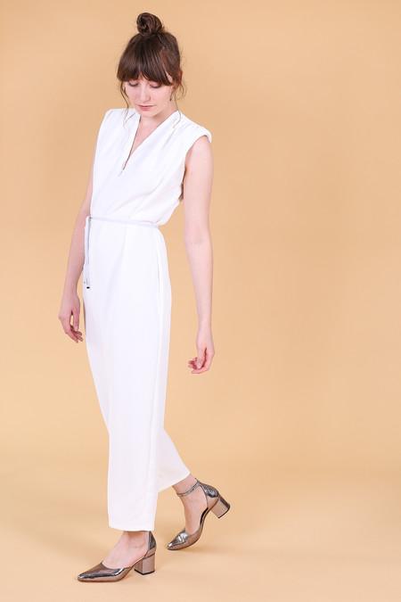 Rachel Comey Ludlow jumpsuit in white