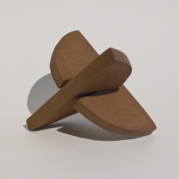 Morgan Peck Two-part modular sculpture