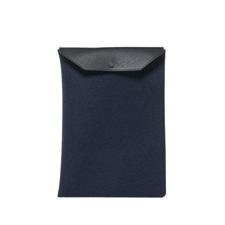 "Graf Lantz 15"" Laptop Computer Sleeve - Marine/Black"