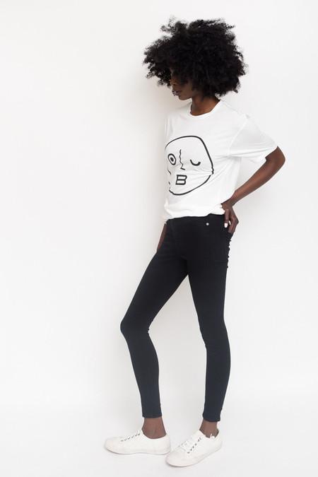 Cheap Monday High Spray Jeans / Black