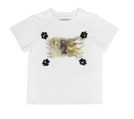604serviceHairy Paw Paw T Shirt