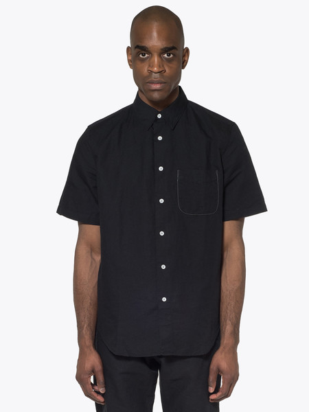 Rag & Bone Short Sleeve Beach Shirt