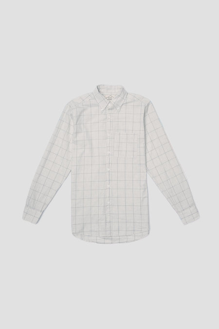 ALEX CRANE PLAYA SHIRT - WHITEWASH