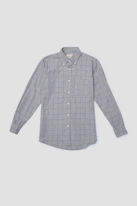 ALEX CRANE PLAYA SHIRT - STONE