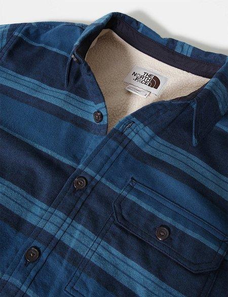 THE NORTH FACE Campshire Shirt - Half Dome Stripe Multi