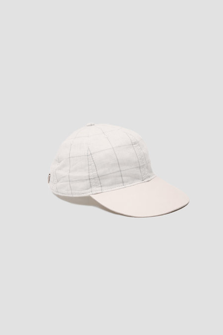 ALEX CRANE SUN CAP - WHITEWASH