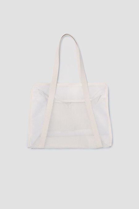 ALEX CRANE PLAYA BAG - WHITEWASH