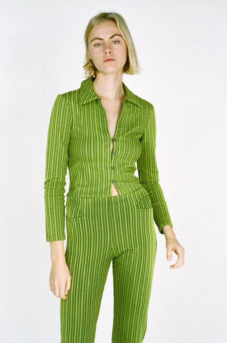 Paloma Wool Cenit Shirt - Green