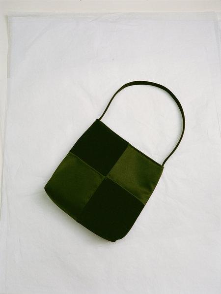 Hai Vera Velvet Bag - Black
