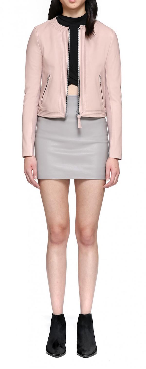 Mackage Koral Leather Jacket