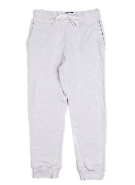 National Athletic Goods Gym Pant 11oz. Mock Twist Terry White Heather