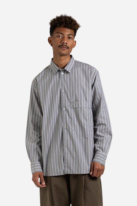 Studio Nicholson Santo Shirt - Multi Stripe