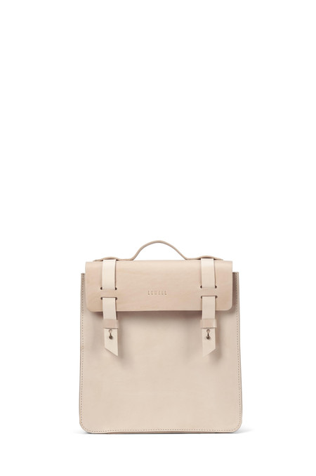 Lowell VAN HORNE VEGGIE TANNED NUDE LEATHER