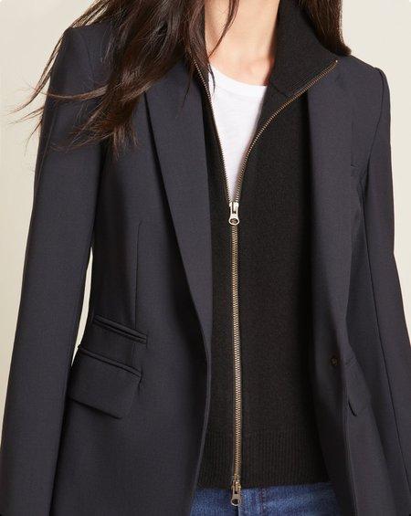 Veronica Beard Cashmere Uptown Dickey sweater - Black