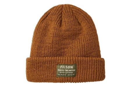 Filson Ducks Unlimited Watch Cap - Copper