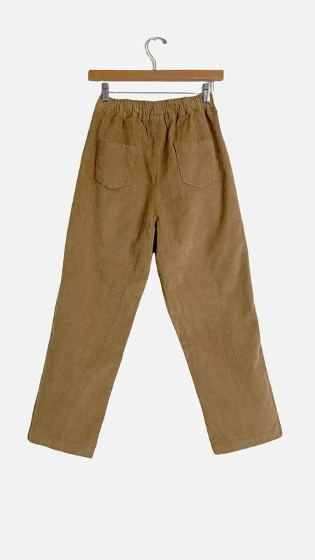 It Is Well L.A. Corduroy Pull On Pant - Toffee