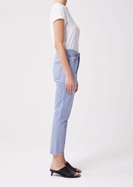 Agolde Riley Jeans - Dimension