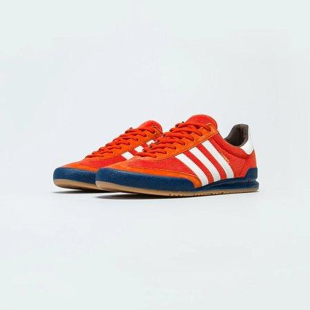 ADIDAS Cord Collegiate sneakers - Orange/Off White