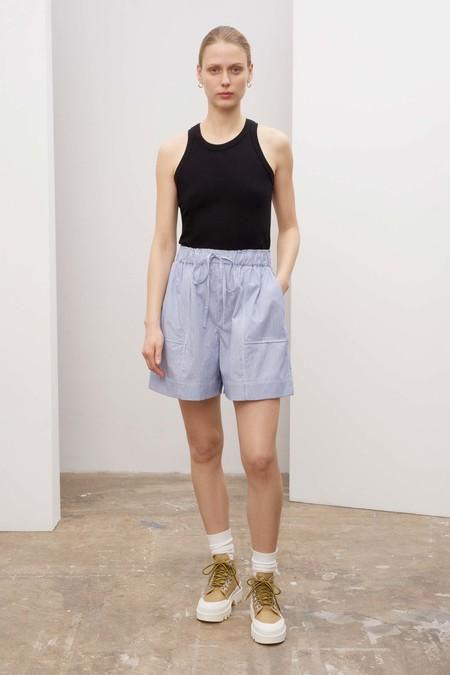 Kowtow Goodall Shorts - Stripe