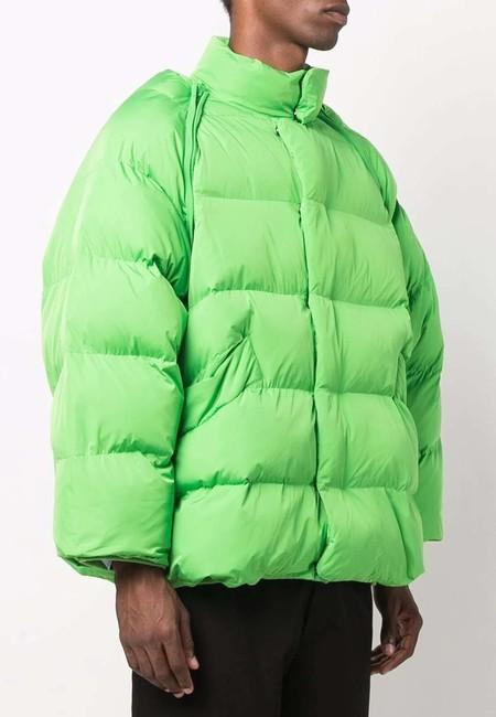 Unisex Henrik Vibskov Filo Vest Jacket - Jelly Green