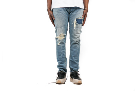 Mr Completely EMIRATE PANT - 10-YR SELVEDGE