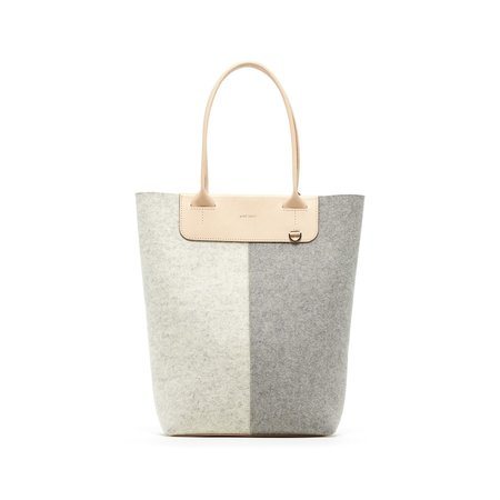 Graf Lantz Aiko Petite bag - Granite