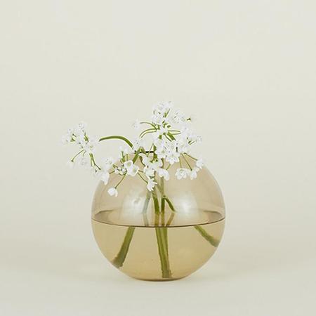 Hawkins New York Aurora Vase - Smoke