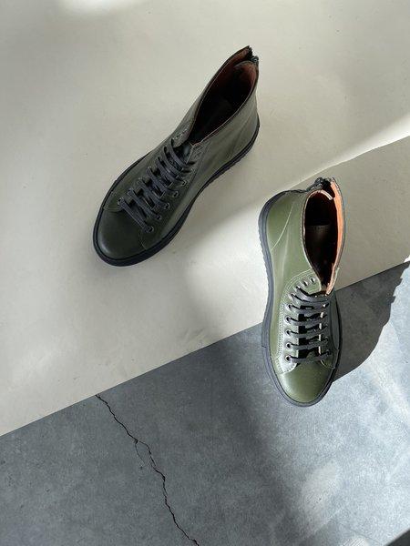 Sister X Soeur Lora Sneaker - Olive