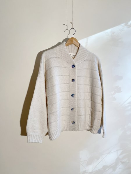 Wol Hide Quilted Bomber