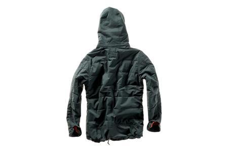 Relwen Channel Boarder Jacket - Slate