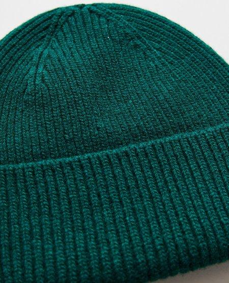 Drôle de Monsieur The Wool Hat - Green