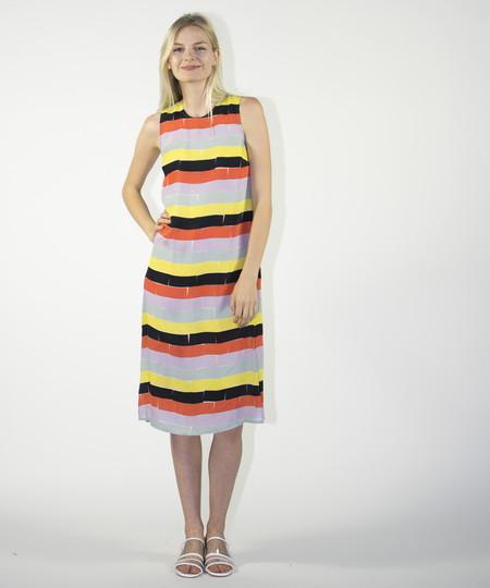 Dusen Dusen Bricks Jane Dress