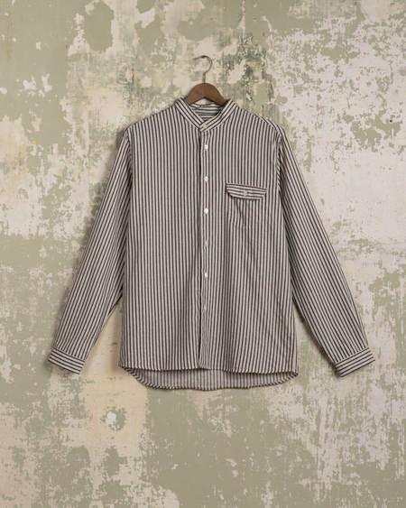 La Paz Vieira Shirt - Black Stripes