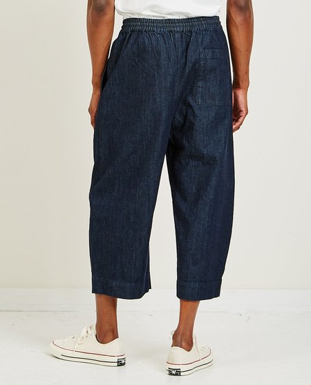 GREI. Baggy Ovate Pant - DRK BLUE