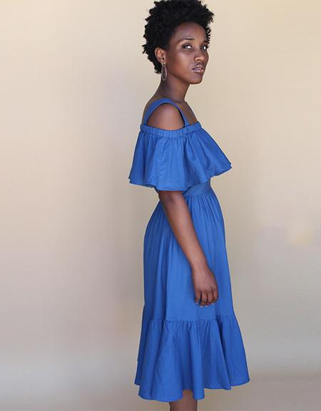 Samantha Pleet PARAMOUR dress