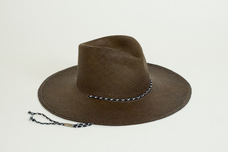 Clyde New Mexico Hat in Espresso