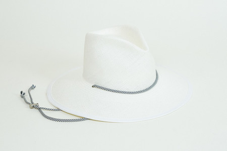 Clyde New Mexico Hat in White