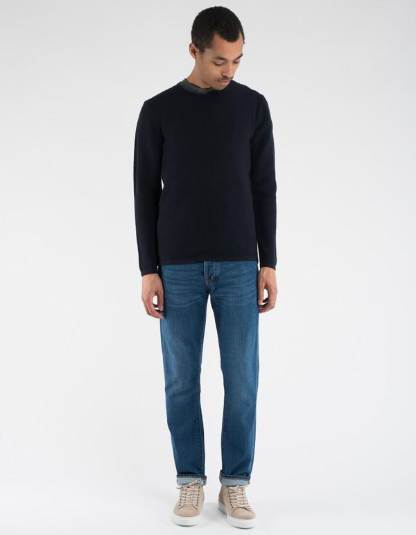 Minimum Reiswood Sweater Dark Navy