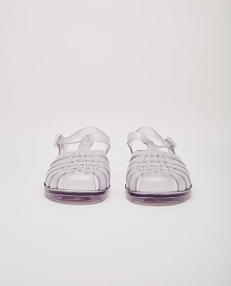 Melissa Possession Sandals - CLEAR