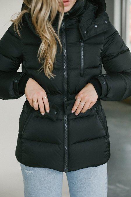 Soia & Kyo Gianna Down Jacket - Black
