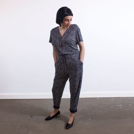 Dagg and Stacey Malak jumpsuit