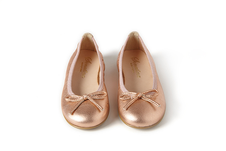 Sonatina Pampered-Peach-Patent-Leather-Shoes