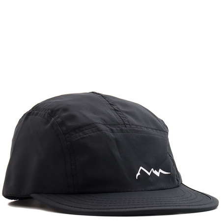 MANASTASH FLEX PACKABLE WATER RESISTANT CAP - BLACK