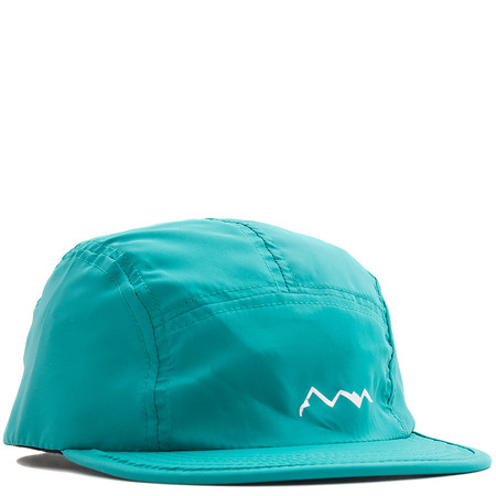 MANASTASH FLEX PACKABLE WATER RESISTANT CAP - GREEN
