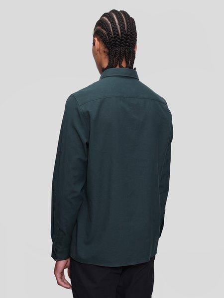 A.P.C. Chemise Vincent shirt - Dark Green