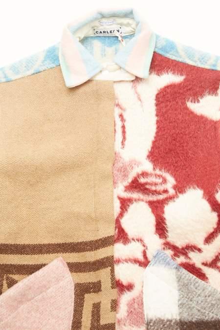 Carleen Ardmore Blanket V2 Jacket - Mixed - OOAK