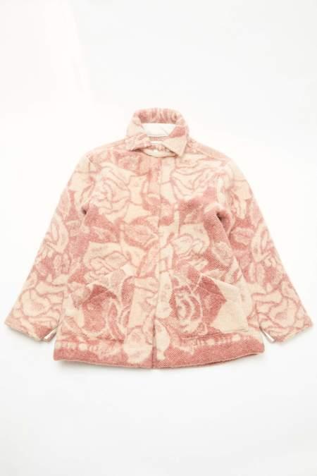 Carleen Ardmore Blanket Jacket - OOAK